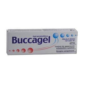 BUCCAGEL Gel 15 ml