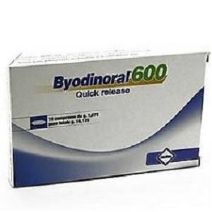 BYODINORAL 600 15CPR 1,075G
