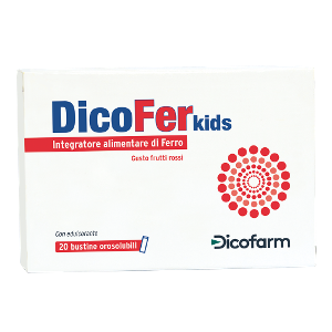 DICOFER KIDS 20BUST OROSOLUB