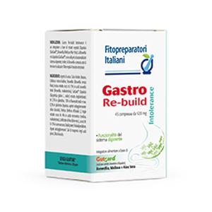 GASTRO RE-BUILD INTOLER 45CPR
