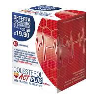 COLESTEROL ACT PLUS 60CPR