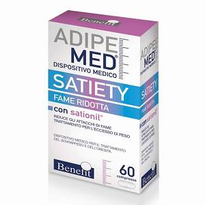 ADIPEMED SATIETY 60CPR