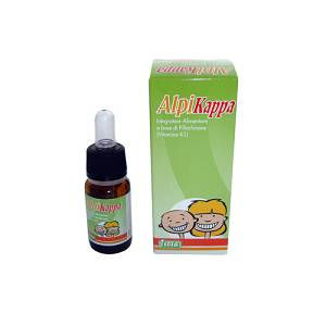 ALPIKAPPA GOCCE 10ML