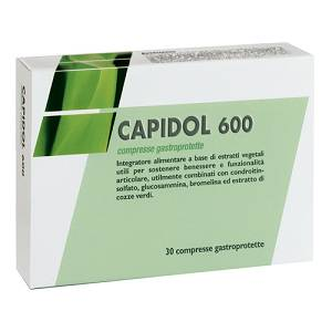 CAPIDOL 600 30CPR
