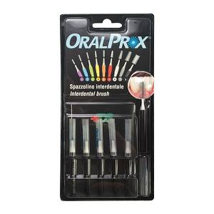 ORALPROX BLISTER 6PZ MIS 8 NER